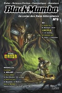 Hernan Carricaburu - BlackMamba N° 8, automne 2007 : Dossier : manga.