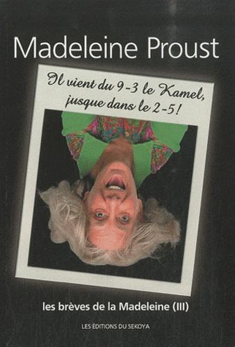 Lola Sémonin - Les Brêves de la Madeleine - Tome 3.