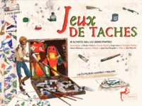 Lolita Pacreau-Godefroy et  Malooka - Jeux de taches - 10 activités avec les grands peintres.