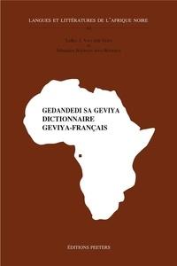 Lolke-J Van der Veen et Sébastien Bodinga-Bwa-Bodinga - Dictionnaire geviya-français,gedandedi sa geviya.