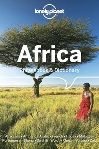 Lonely Planet - Africa - Phrasebook & Dictionary.