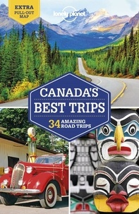 Lonely Planet - Canada's best trips.