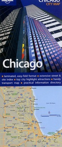 Chicago New Map -  Lonely Planet |