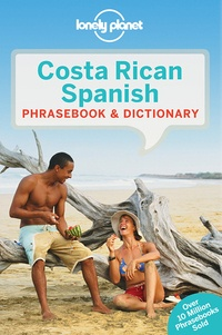 Accentsonline.fr Costa Rican Spanish - Phrasebook & Dictionary Image