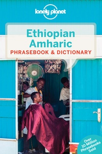 Lonely Planet - Ethiopian amharic phrasebook & dictionary.