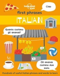 Lonely Planet - First Phrases Italian.