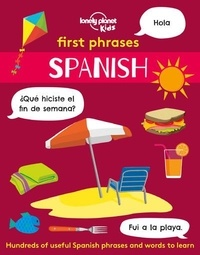 Lonely Planet - First Phrases Spanish.