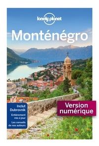 LONELY PLANET FR - Montenegro - 2ed.