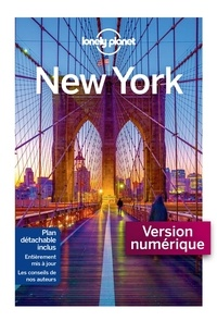 LONELY PLANET FR - CITY GUIDE  : New York City Guide - 11ed.