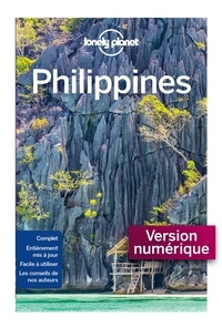 LONELY PLANET FR - GUIDE DE VOYAGE  : Philippines - 4ed.