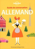 Lonely Planet et Emma Koch - Guide de conversation allemand.