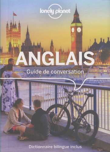 Lonely Planet - Guide de conversation anglais.