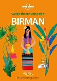 Lonely Planet - Guide de conversation birman.