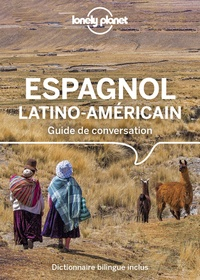 Lonely Planet - Guide de conversation Espagnol latino-américain.