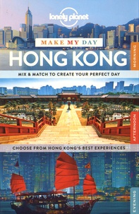 Lonely Planet - Hong Kong.