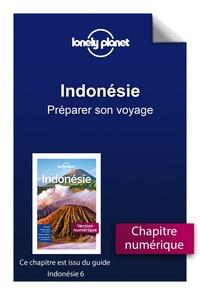 Ebook gratuiti italiano télécharger Indonésie - Préparer son voyage
