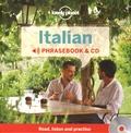 Lonely Planet - Italian Phrasebook & CD. 1 CD audio