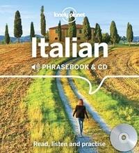 Lonely Planet - Italian Phrasebook. 1 CD audio