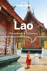 Lonely Planet - Lao phrasebook & dictionary.