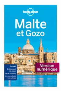 Lonely Planet - Malte - 3ed.