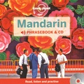 Lonely Planet - Mandarin phrasebook and audio cd. 1 CD audio