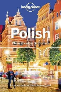 Lonely Planet - Polish phrasebook & dictionary.