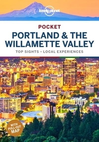 Lonely Planet - Portland & the Willamette Valley.