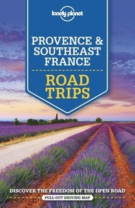 Lonely Planet - Provence & southeast France road trips.