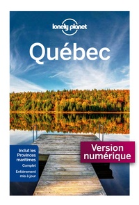 Lonely Planet - Québec - 8 ed.
