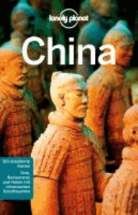 Lonely Planet Reiseführer China.