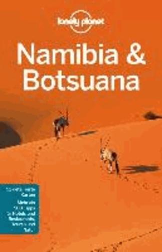 Lonely Planet Reiseführer Namibia & Botsuana.