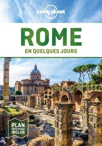 Lonely Planet - Rome en quelques jours.