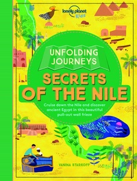 Lonely Planet - Secrets of the Nile.