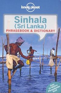 Lonely Planet - Sinhala (Sri Lanka) - Phrasebook & dictionary.