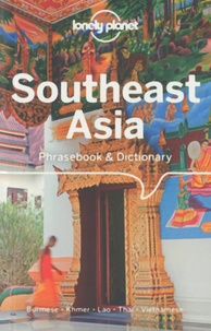 Lonely Planet - Southeast Asia - Phrasebook & Dictionary.