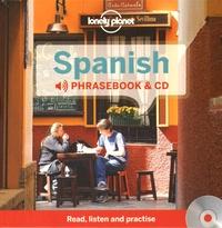 Deedr.fr Spanish Phrasebook & CD Image