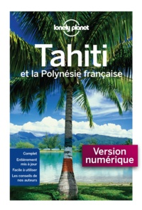 Lonely Planet - Tahiti 7ed.
