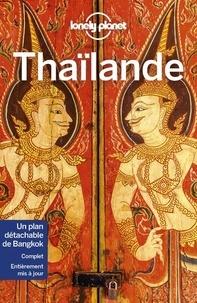 Lonely Planet - Thaïlande. 1 Plan détachable