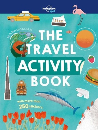Lonely Planet - The travel activity book.