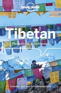 Lonely Planet - Tibetan Phrasebook & Dictionary.