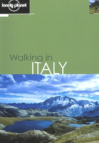 Lonely Planet - Walking in Italy.