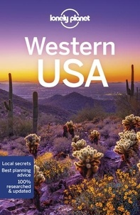 Lonely Planet - Western USA.