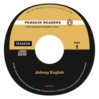 Longman - Johnny English. - Book and Audio CD Level 2.