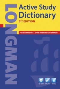 Longman - Longman Active Study Dictionary CD-ROM Pack.