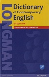 Longman - Longman Dictionary of Contemporary English.