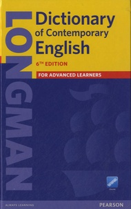 Longman - Longman Dictionary of Contemporary English.