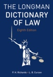 Longman - Longman Dictionary of Law.