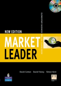 Birrascarampola.it Market Leader Elementary Coursebook with self-study multi-ROM Image