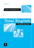 Longman - Total English Upper-Intermediate Worbook & CD Rom Pack With Key.