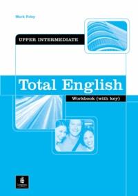 Longman - Total English Upper-Intermediate Worbook & CD Rom Pack With Key.